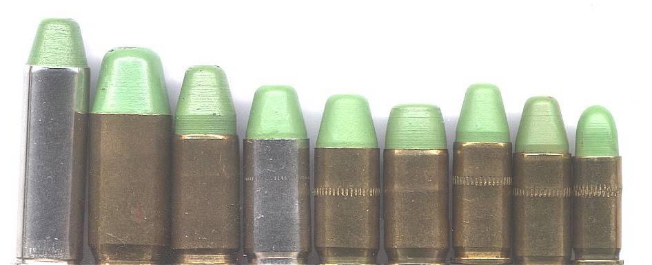 Index of rkba ammo